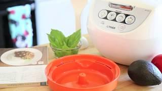 Tiger tacook Micom Rice Cooker JBV-A
