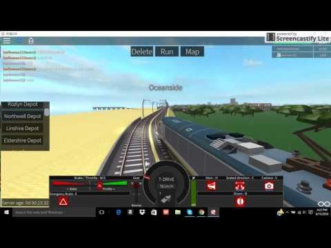 Terminal Railways - Discovery of Oceanside