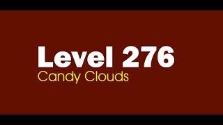 Candy Crush Saga level 276 Help,Tips,Tricks and Cheats