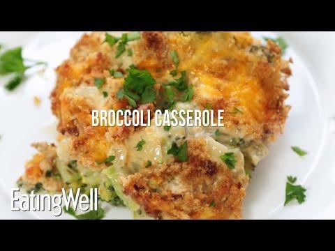 How to Make Healthy Broccoli Casserole