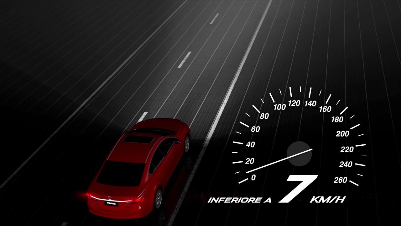 Mazda3 - MZD Connect