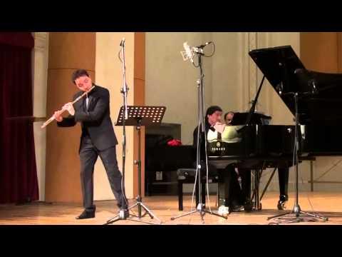 M. Ravel, Pavane pour une infante défunte - Paolo Taballione, Leonardo Bartelloni