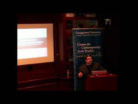 Business Networks in Syria with Bassam Haddad