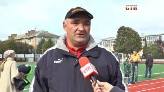 11-й тутбольний турнір імені О.Грицюка стартував у Нововолинську