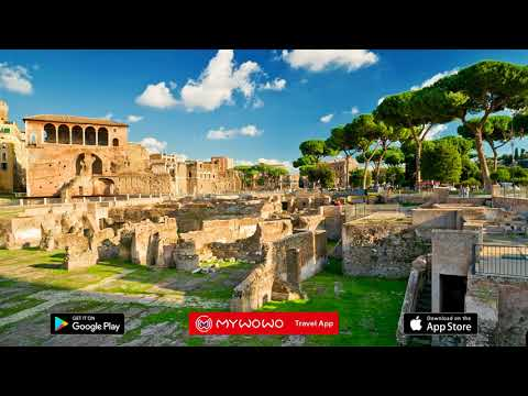 Trajan's Forum – Introduction – Rome – Audio Guide – MyWoWo  Travel App