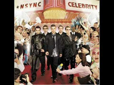 Nsync - Celebrity (Song)