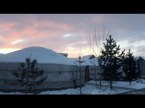 Mongolia Service/Living in Gers Interim 2017 Vlog