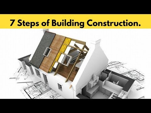 7 Basic Steps of Building Construction Every Civil Engineer Should Know.