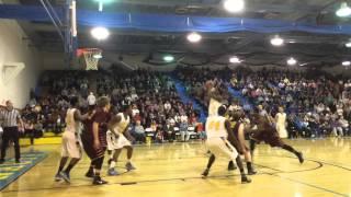 University of Great Falls Argonauts vs. Montana State University Northern basketball 2015