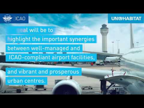 ICAO UN Habitat Sustainable Airport Project