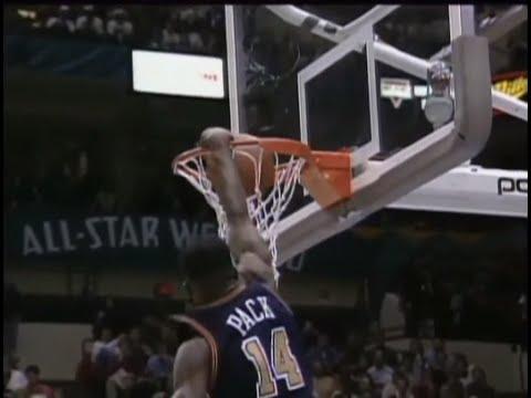 Robert Pack - 1994 NBA Slam Dunk Contest (Runner-Up)