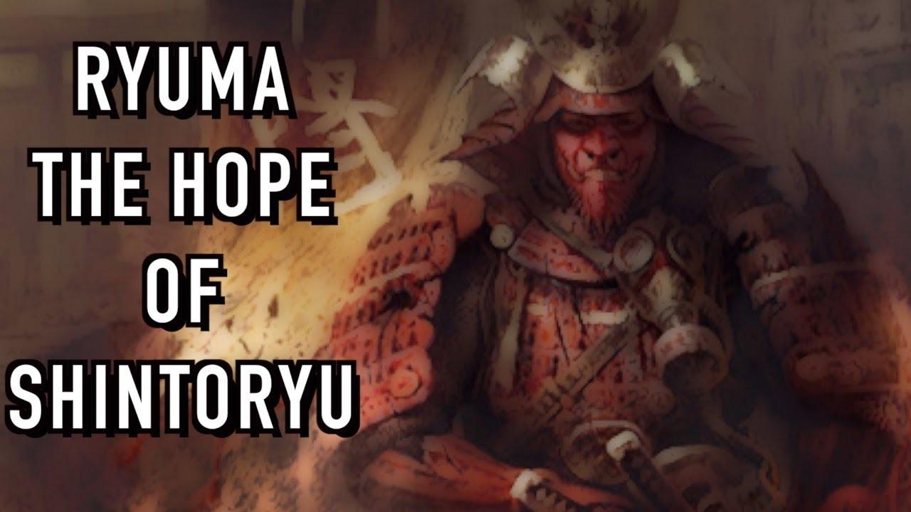 Ryuma, the Aasimar Samurai D&D Dungeons & Dragons
