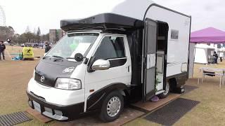 キャンピングカー キャブコン JOCT(ジョクト) ロータスRV camping car japan 2018
