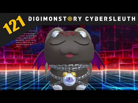 Digimon Story: Cyber Sleuth PS4 / PS Vita Let's Play Walkthrough Part 121 - Sloth