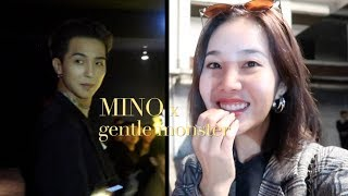 GENTLE MONSTER x MINO: Burning Planet Installation♥