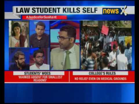 College's rigidity over attendance leads to death of Amity University student