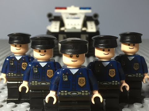2017 World City Police Collection