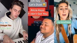 Download DUET TIKTOKS FOR PRACTICE!!! #tiktok #singing