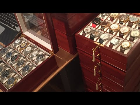 Insuring Your Watches - Part 1