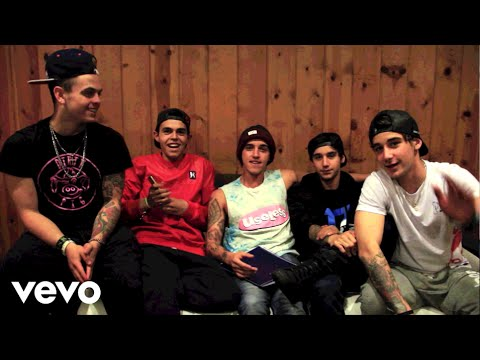 The Janoskians - Best Friends (Explicit)