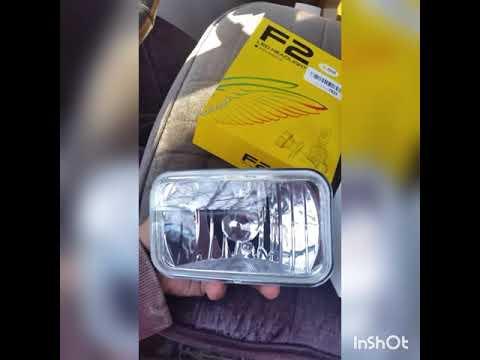 1995 GMC Vandura LED Headlights