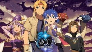 CGR Undertow - STAR OCEAN: SECOND EVOLUTION review for PSP