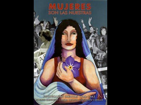 Roberto Baschetti presenta Mujeres son las Nuestras
