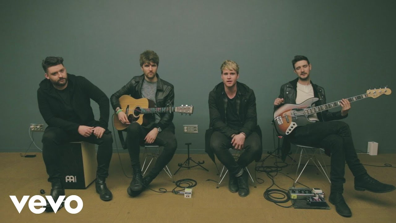 "Kodaline - A-Sides Presents: Kodaline ""Ready"""