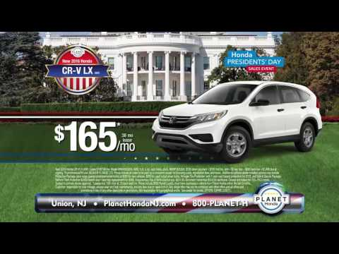 Save BIGLY on a new CR-V with The Affordable Car Act at Planet Honda.