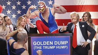 Donald Trump ft. Melania Trump - Golden Dump (The Trump Hump) by Klemen Slakonja