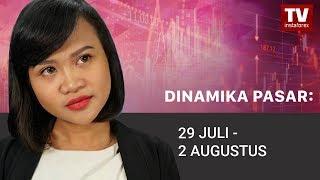 InstaForex tv news: Dinamika Pasar (Juli 29 – Agustus 2)