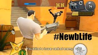 Rookie Machine Gun - Respawnables #NewbLife