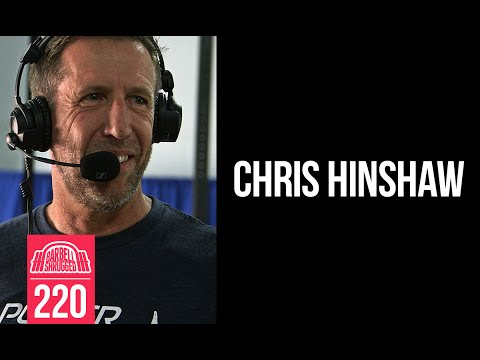 How to Increase Your Aerobic Capacity with Chris Hinshaw - 220
