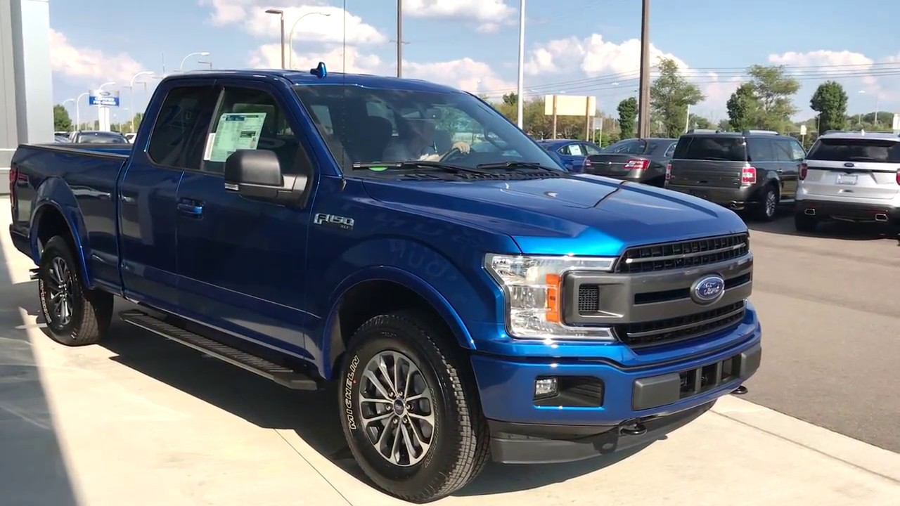 2018 F 150 XLT Review Video - YouTube
