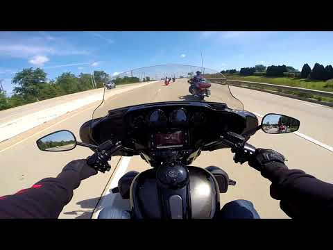 2018 CVO Limited Test Ride