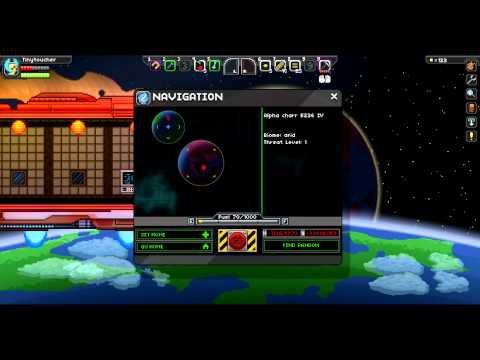 Starbound Tutorial How to Travel To other Planets