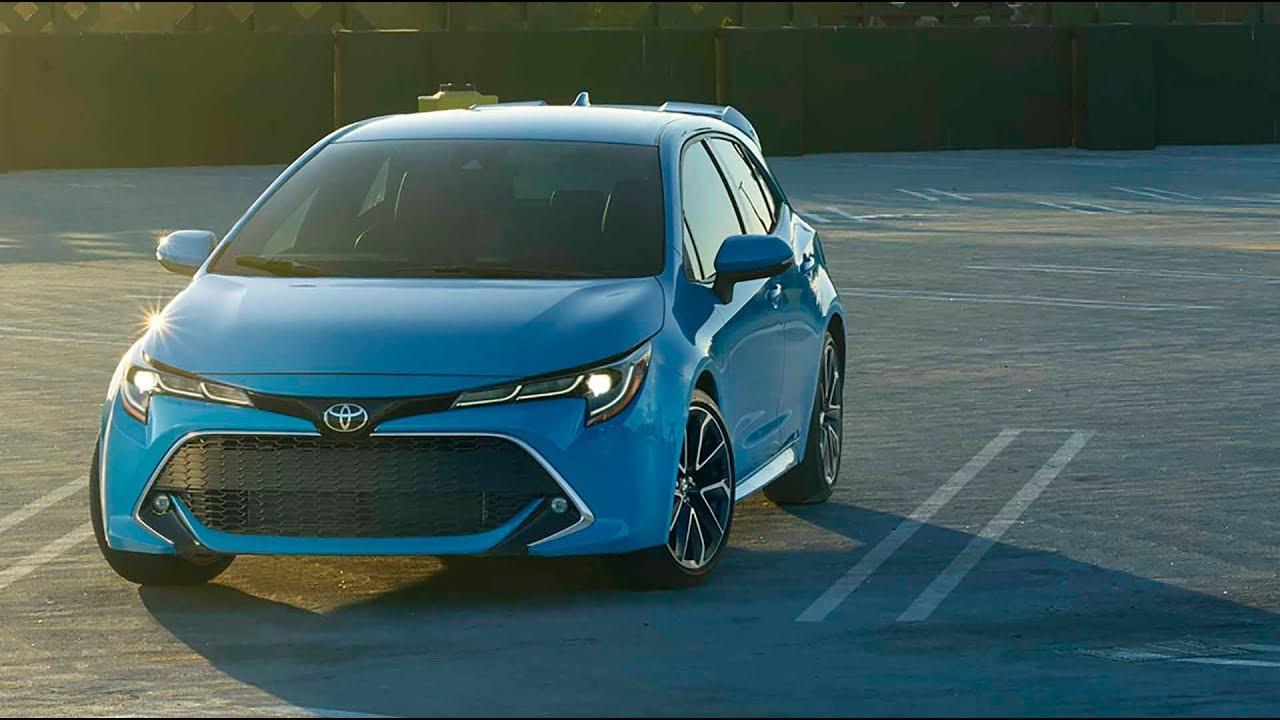 Novo Toyota Corolla 2019 Hatch Primeiro Teaser Oficial Www Car