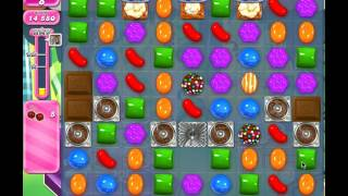 Candy Crush Level 422 (no boosters, 3 stars)