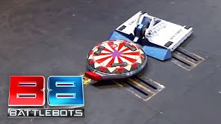 Bite Force vs The Ringmaster: BattleBots Season 2 Round of 32