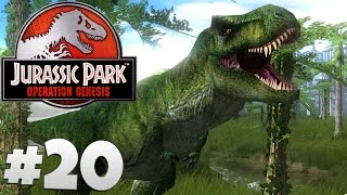 Jurassic Park: Operation Genesis - Part 20: Before The Chaos.