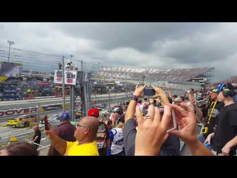 2016 Nascar Sprint Cup Series Race at Dover International Speedway