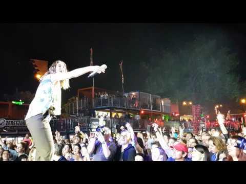 Margaret Island - Eső (Budapest Park 2017.05.04|3.Szülinapi Koncert)4K
