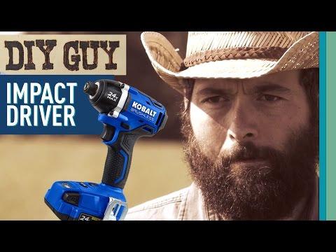 DIY Guy: Impact Driver
