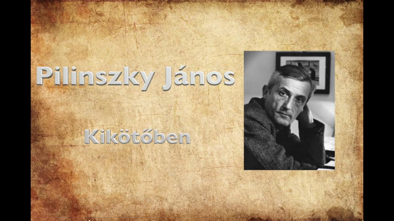 Pilinszky János - Kikötőben (hangos vers)