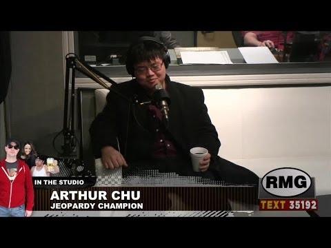 Jeopardy! villain (and champ) Arthur Chu - Full interview
