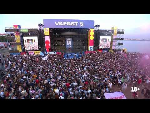 ЭЛДЖЕЙ - CALIFORNIA | VK FEST 2019