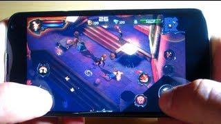 Dungeon Hunter 4 - Nexus 4 - Gameplay - Highest Settings [Android]