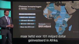 China wordt de nieuwe wereldmacht met hulp van Afrika