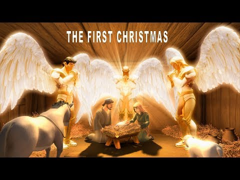 Superbook - Episode 8 - The First Christmas - Full Episode (Official HD Version)