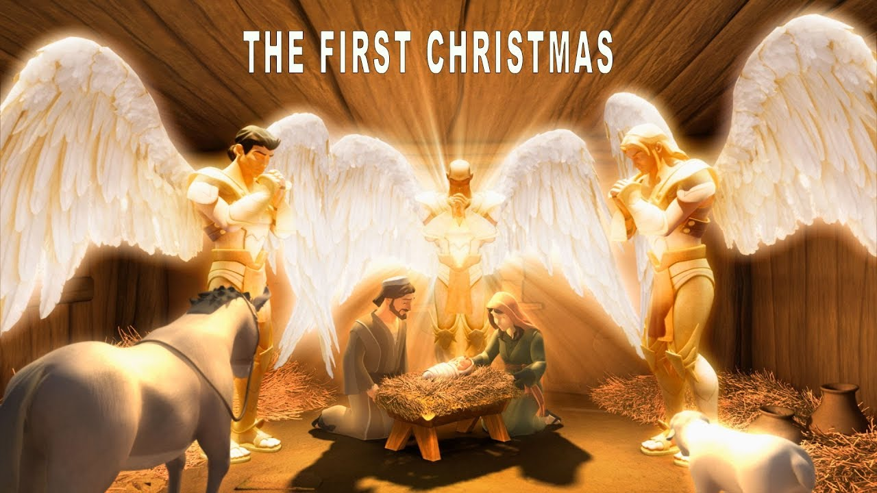 Superbook - The First Christmas - Season 1 Episode 8 - Full Episode (Official HD Version)